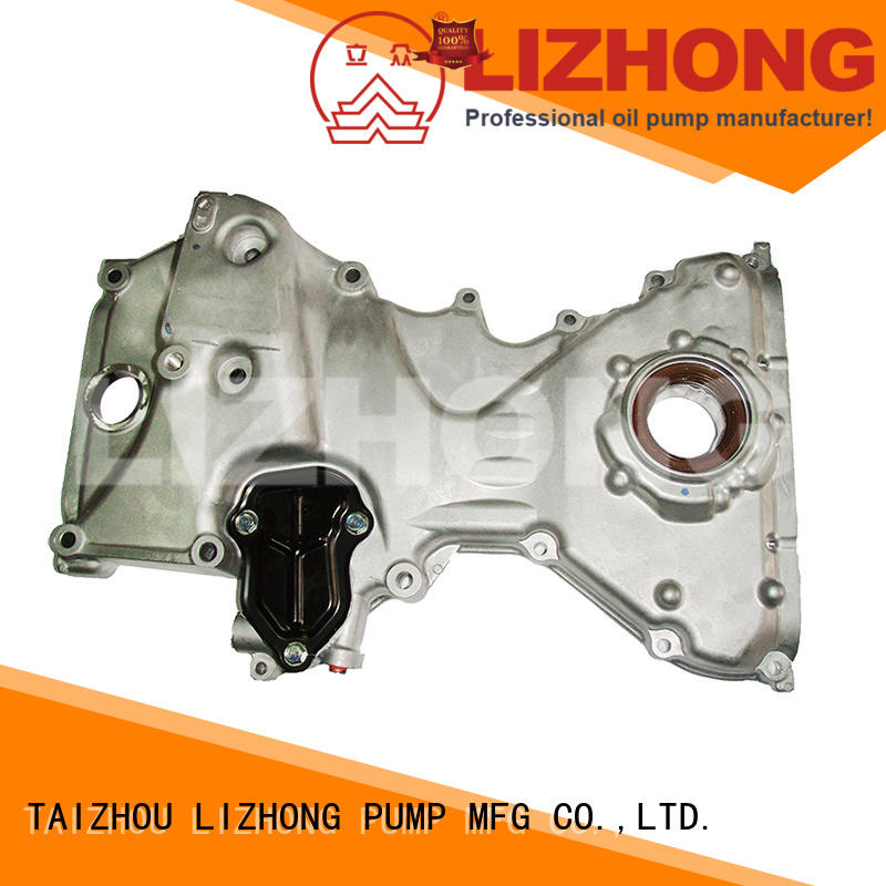 long lasting car engine oil pump supplier