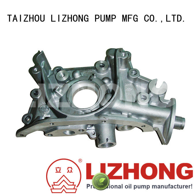 LIZHONG oil pump cost wholesale for vehicle