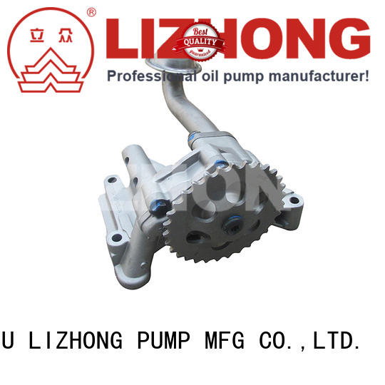 LIZHONG engine oil pumps at discount for vehicle