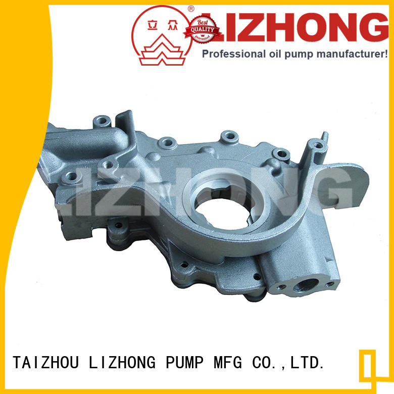 long lasting oil pumps supplier for vehicle