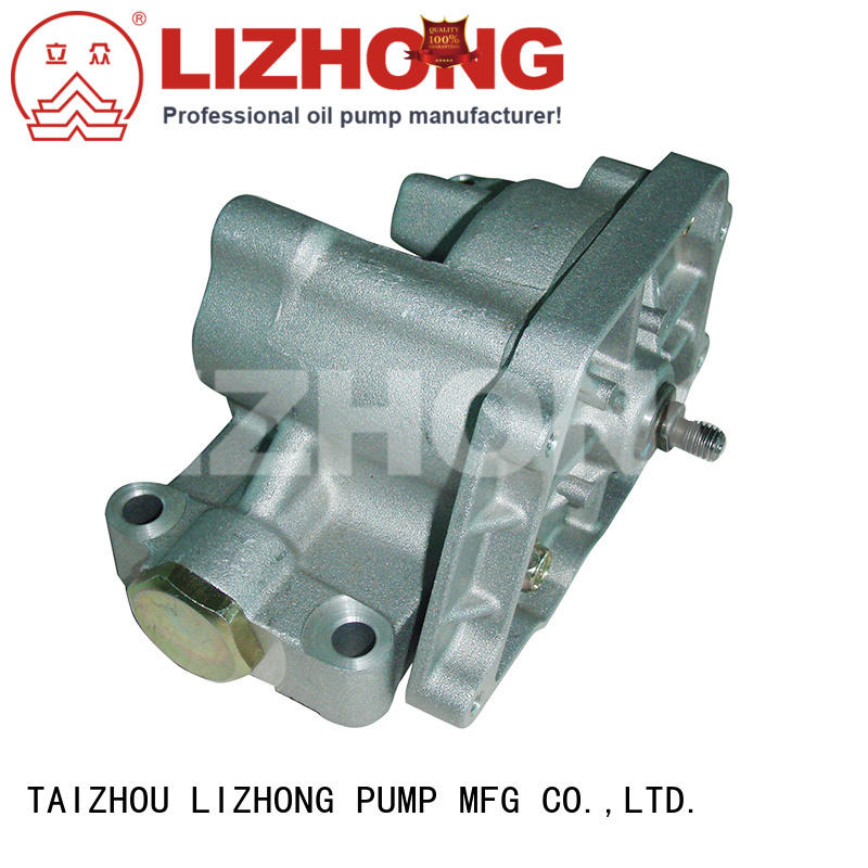LIZHONG professional rotor type oil pump promotion for car