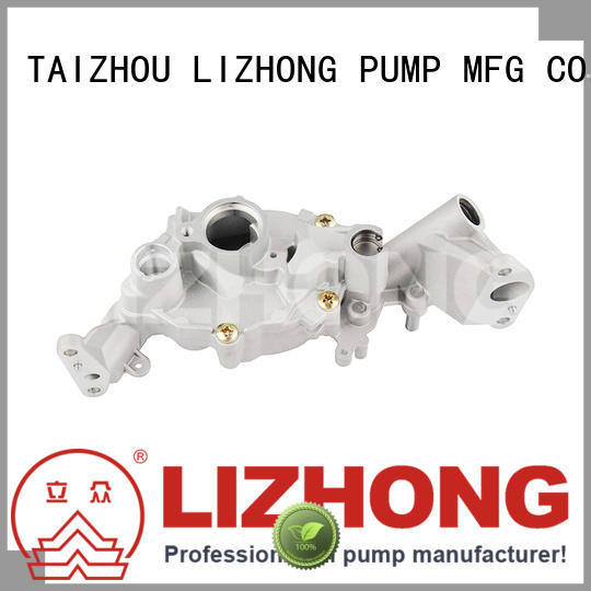 LIZHONG long lasting engine oil pump price supplier
