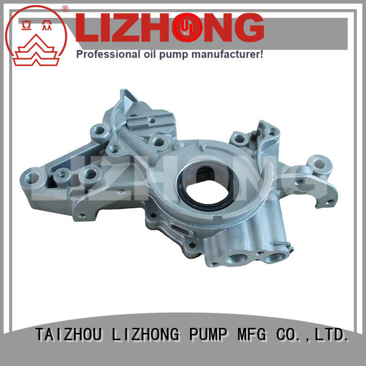 LIZHONG good quality gear oil pump supplier for trunk