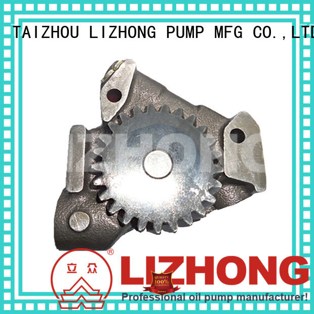 LIZHONG high quality oil pumps on sale for vehicle
