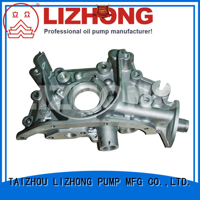 good quality oil pump manufacturer at discount for off-road vehicle