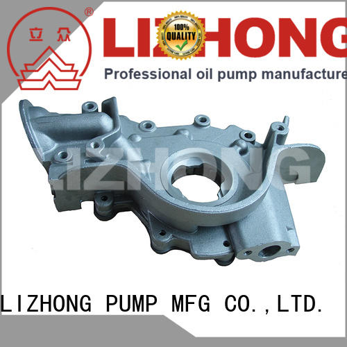 LIZHONG good quality oil pump for car promotion for off-road vehicle