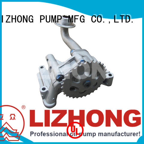 LIZHONG engine oil pump types promotion for trunk