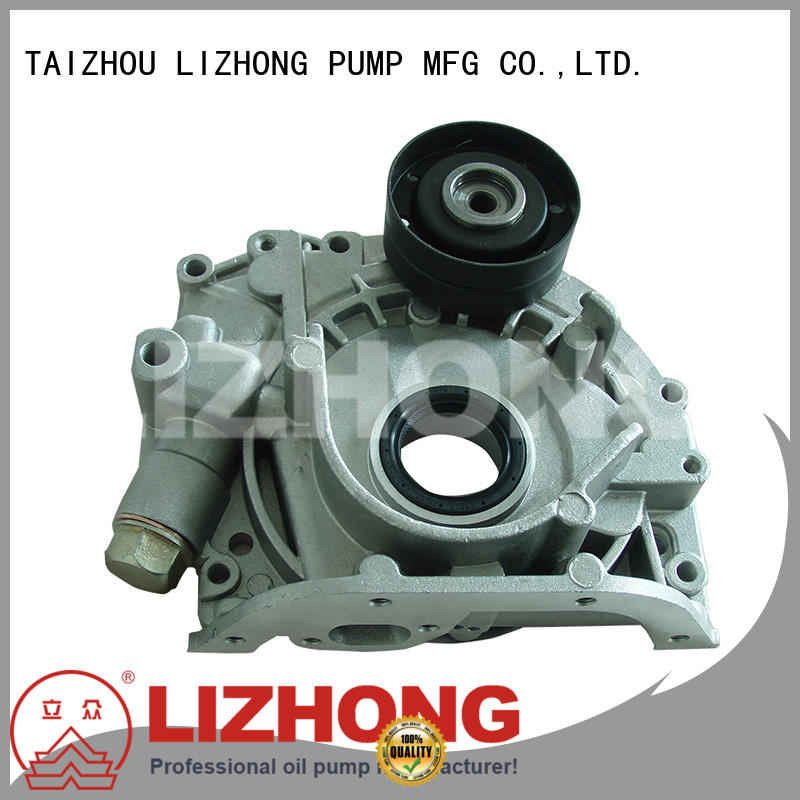 LIZHONG good quality car oil pump at discount for trunk