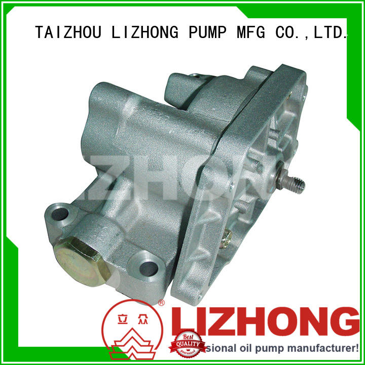 LIZHONG engine oil pump supplier for vehicle
