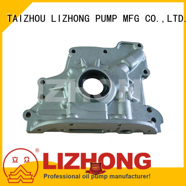LIZHONG good quality engine oil pump price supplier for trunk