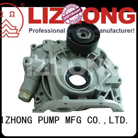 LIZHONG durable oil gear pump company
