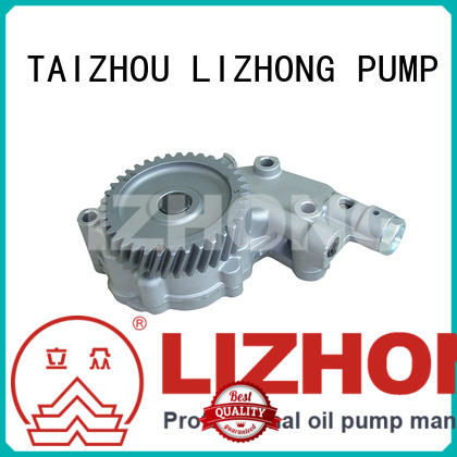 LIZHONG durable oil pump company supplier for off-road vehicle