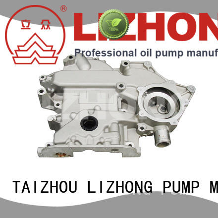 LIZHONG good quality engine oil pumps supplier for off-road vehicle
