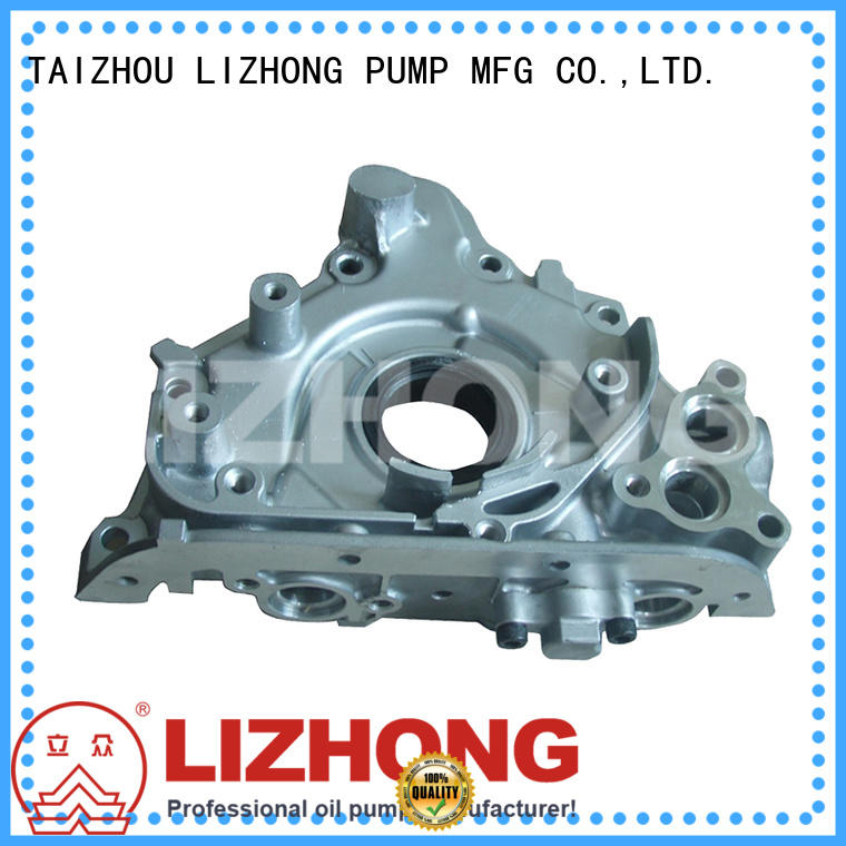 LIZHONG engine oil pump price wholesale for trunk