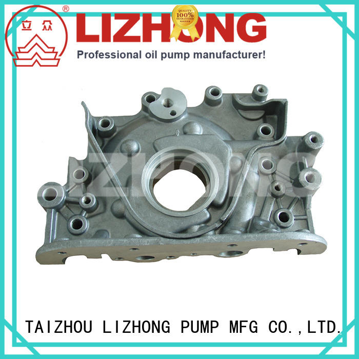 long lasting engine oil pump supplier for off-road vehicle