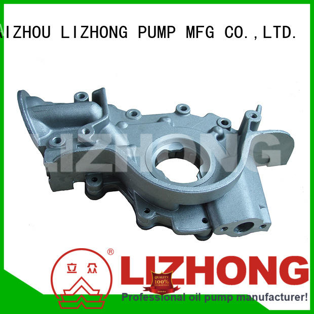 LIZHONG good quality gear oil pumps promotion for trunk