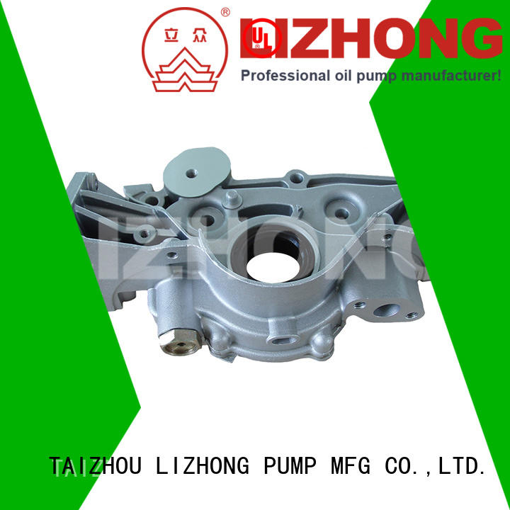 long lasting rotor type oil pump supplier