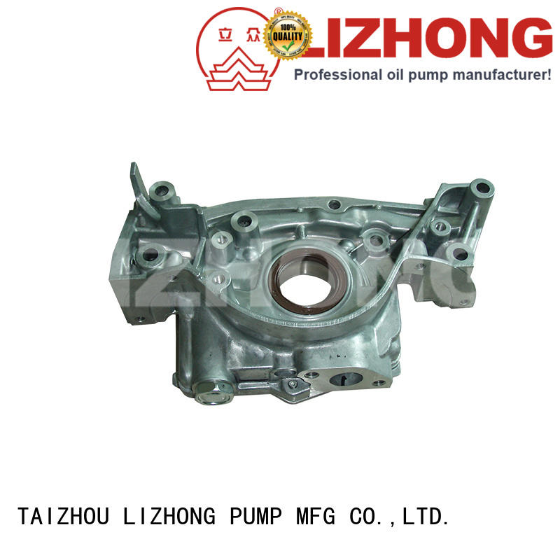 LIZHONG good quality auto gearbox oil pump