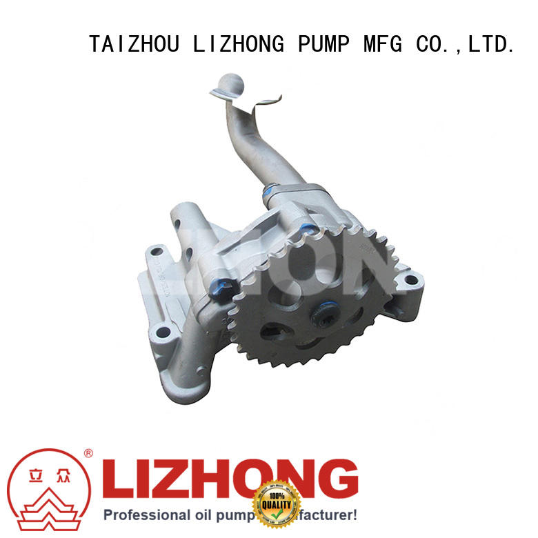 durable rotor type oil pump wholesale for vehicle