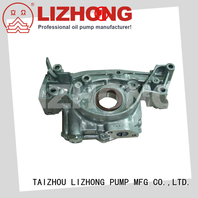 LIZHONG durable engine oil pump promotion
