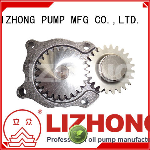 LIZHONG engine oil pump online for off-road vehicle