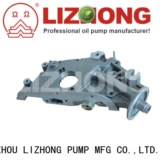 LIZHONG engine oil pump wholesale for off-road vehicle