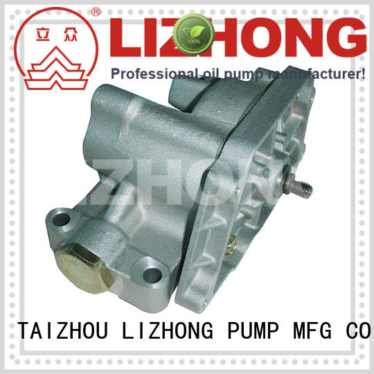 LIZHONG oil pump price wholesale for vehicle