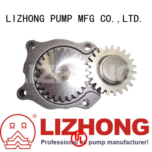 LIZHONG oil pump manufacturer directly sale