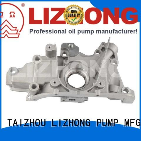 LIZHONG long lasting car oil pump promotion for off-road vehicle