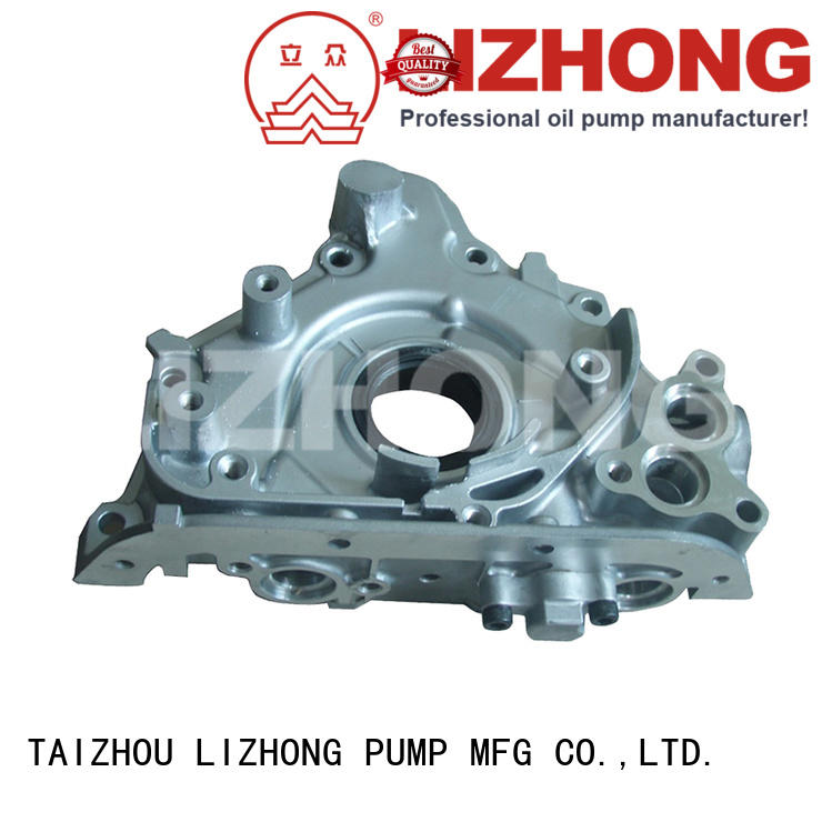 LIZHONG good quality rotor oil pump supplier for vehicle