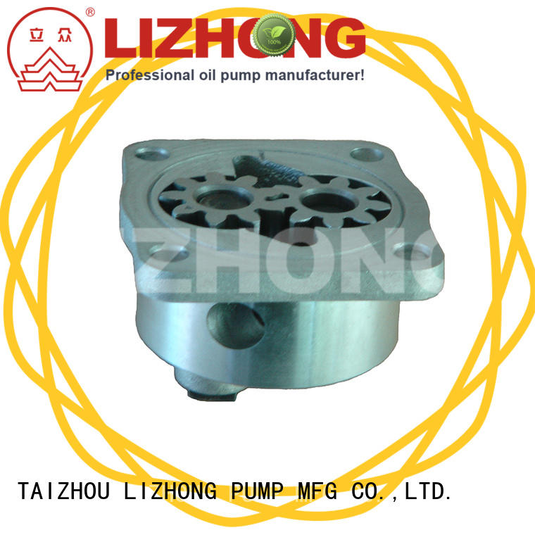 LIZHONG car oil pumps promotion for trunk