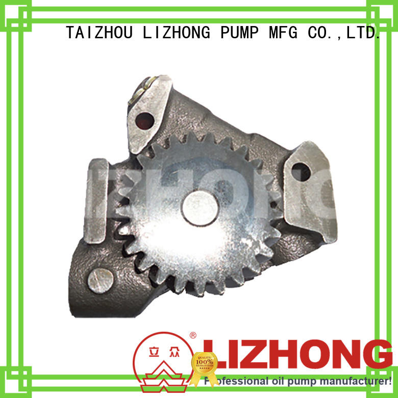 reliable oil pumps directly sale for off-road vehicle
