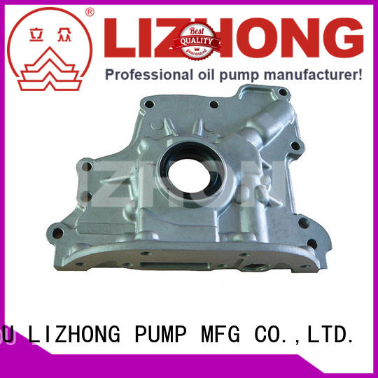 LIZHONG long lasting oil pump for car wholesale