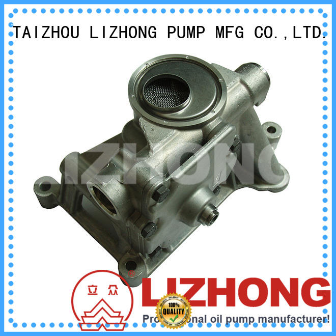 good quality gear oil pump supplier for vehicle