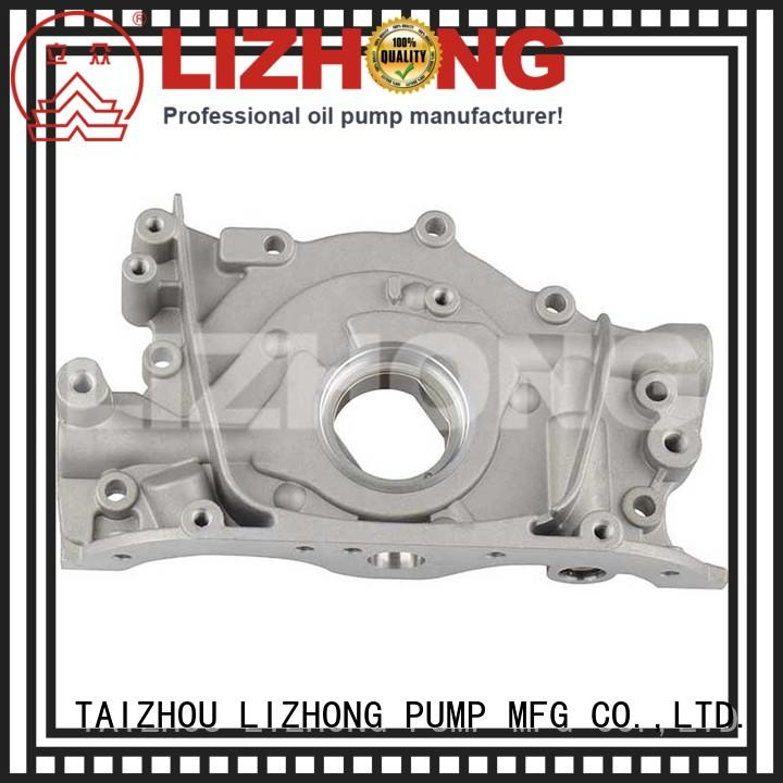 LIZHONG engine oil pump types supplier