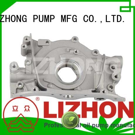 LIZHONG oil pump types supplier