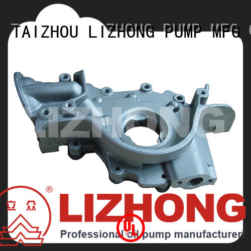 LIZHONG oil pump manufacturer promotion for off-road vehicle