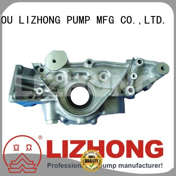 LIZHONG long lasting engine oil pump price at discount