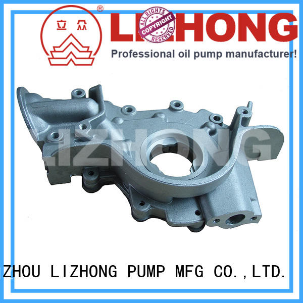 LIZHONG oil pump company at discount for trunk