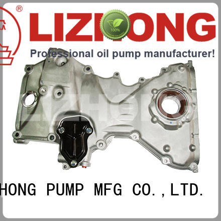 LIZHONG gear type oil pump wholesale for car