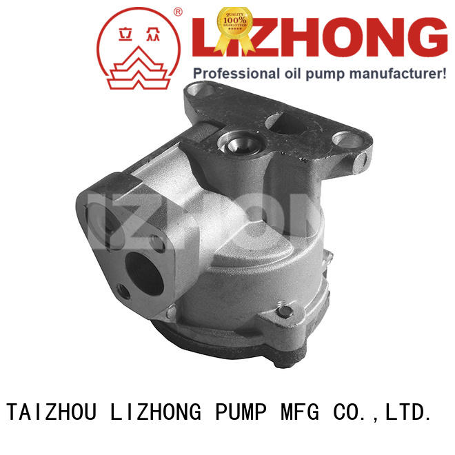 LIZHONG professional car oil pumps promotion for trunk