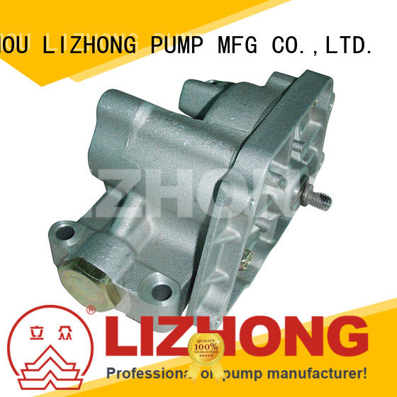 LIZHONG long lasting gearbox oil pump at discount for vehicle