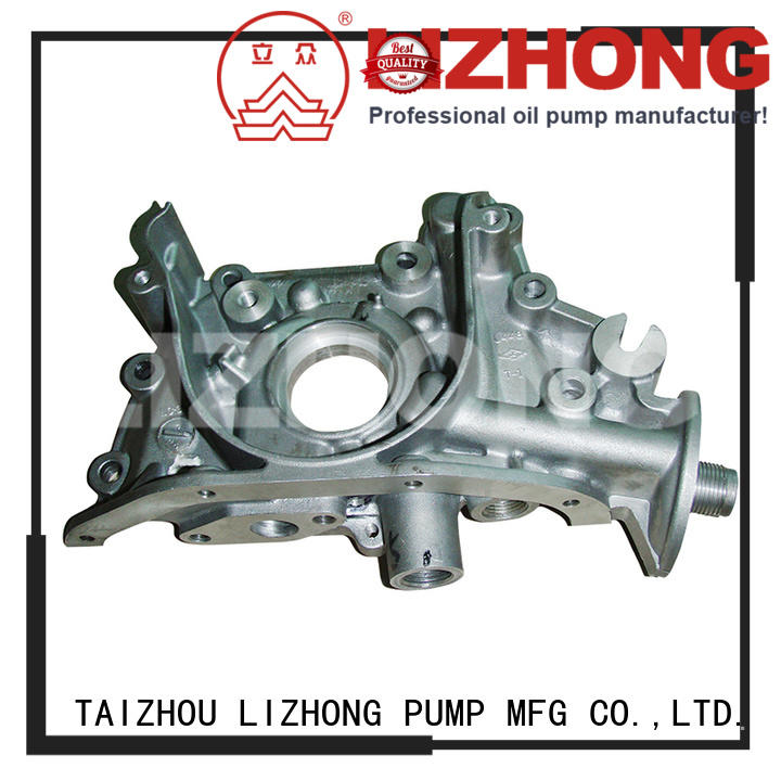 LIZHONG oil pump types supplier for car