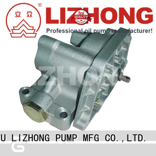 professional engine oil pump types supplier