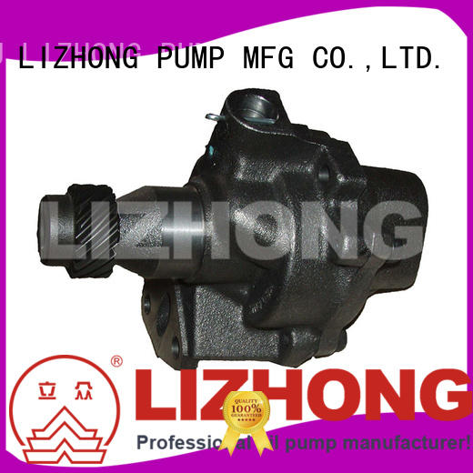 LIZHONG long lasting oil pump for car wholesale for car