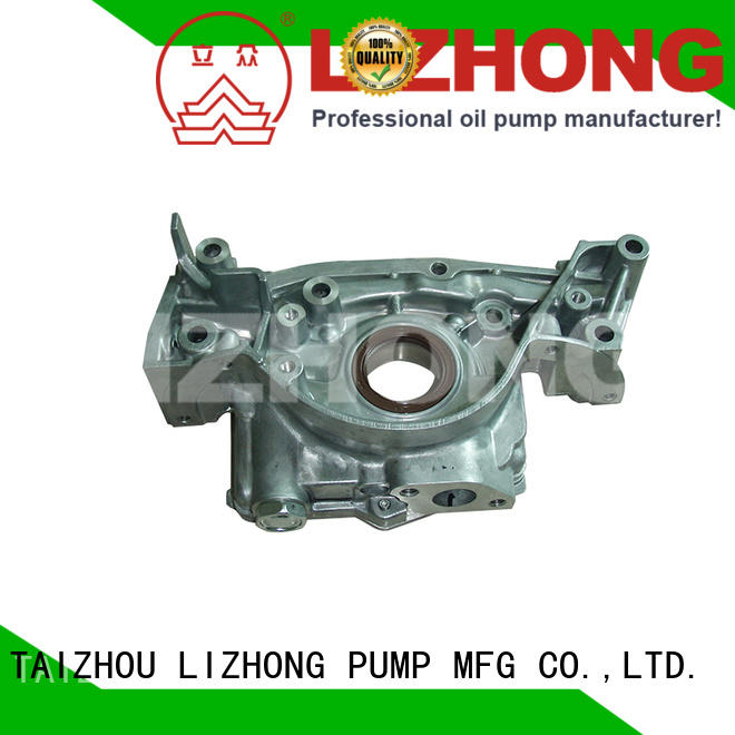 LIZHONG good quality rotor oil pump wholesale for car