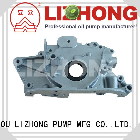durable gear type oil pump supplier