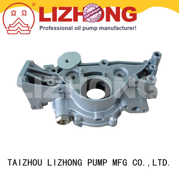 LIZHONG professional automotive oil pump supplier for off-road vehicle