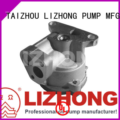 LIZHONG professional rotor type oil pump wholesale for vehicle