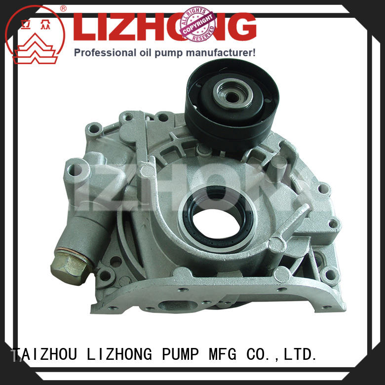 LIZHONG long lasting engine oil pump price at discount for off-road vehicle